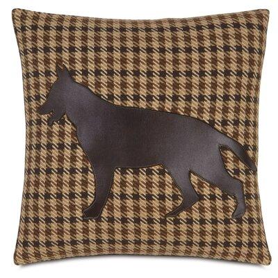 Pets German Shepherd Gait Throw Pillow