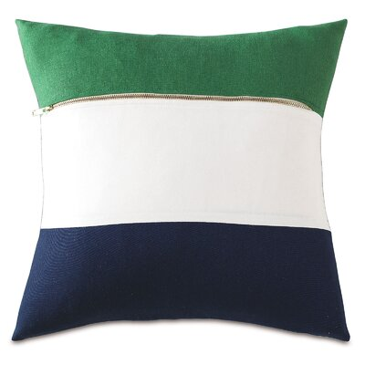 Preppy Pettipang Throw Pillow