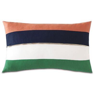 Preppy Sakonnet Lumbar Pillow