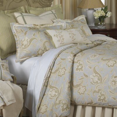 Southport Polyester Comforter Size: Super King, Finish Type: Button-Tufted