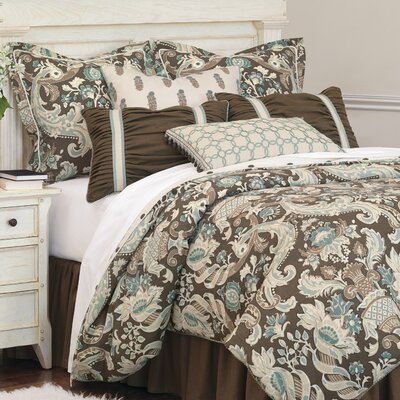 Kira Duvet Cover Size: Super Queen