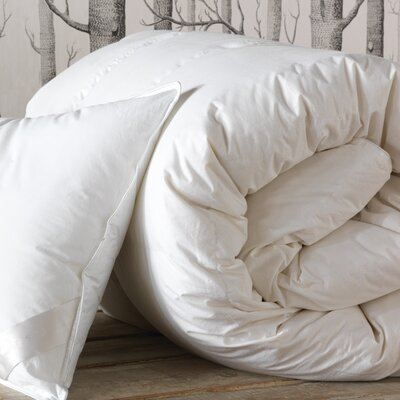 Loure Lightweight Down Comforter Size: King