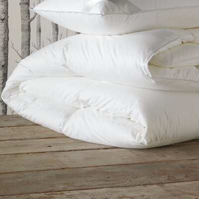 Celesta Luxe Lightweight Down Comforter Size: Super King