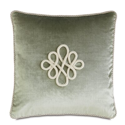 Lourde Velda Spa Scroll Down Throw Pillow
