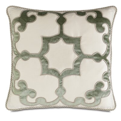 Lourde Motif Cord Throw Pillow