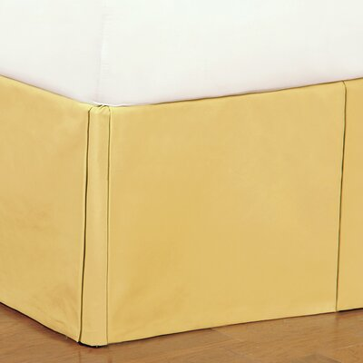 Epic Sunshine Fullerton Bed Skirt Size: Twin