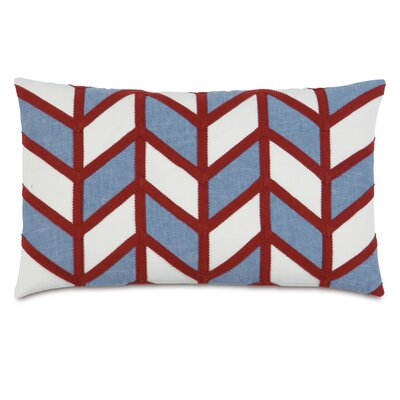 Epic Harbor Broken Chevron Harbor Lumbar Pillow
