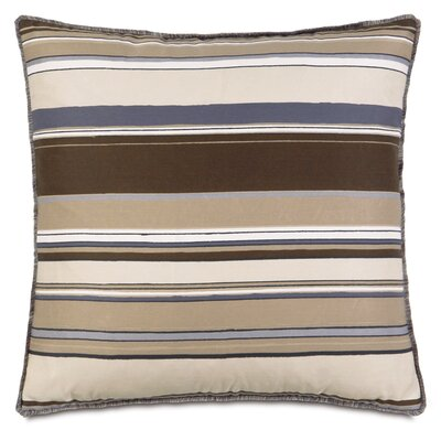Epic Stone Brush Fringe Throw Pillow