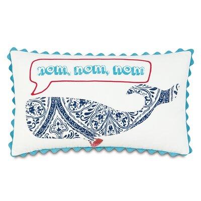 Epic Preppy Nom Lumbar Pillow