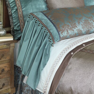 Monet Grand Bed Throw Pillow Size: King