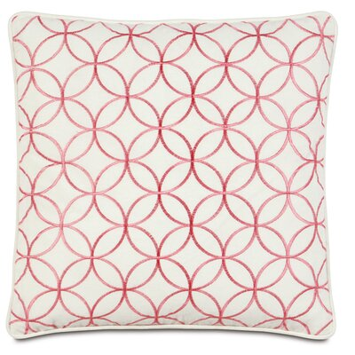 Epic Splash Sweeney Blossom Welt Throw Pillow