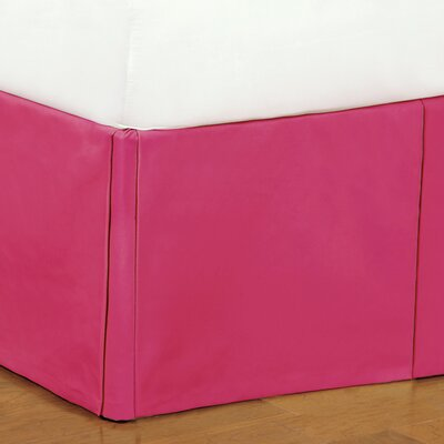 Epic Preppy Decker Bed Skirt Size: Twin