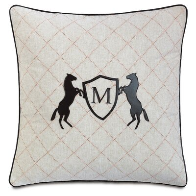 Equestrian Belmont Down Throw Pillow