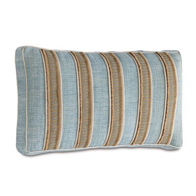 Badu Draper Lake Boxed Down Throw Pillow