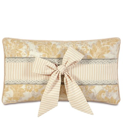 Sabelle Bow Throw Pillow