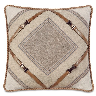 Aiden Vivo/Woodside Brush Fringe Throw Pillow