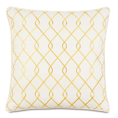 Epic Sunshine Terrace Welt Down Throw Pillow