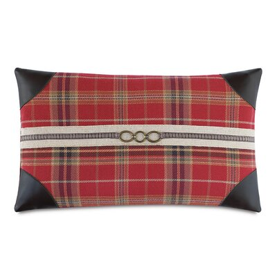 Equestrian Cantle Down Throw Pillow