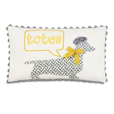 Epic Sunshine Totes Lumbar Pillow