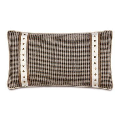 Aiden Woodside Welt Down Throw Pillow