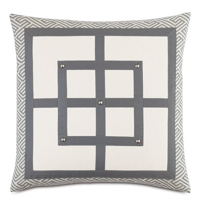 Modern Asian Zen Throw Pillow