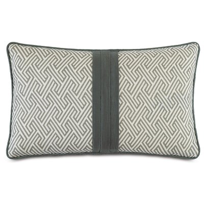 Modern Asian Quiet Path Lumbar Pillow