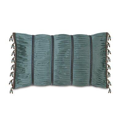 Monet Edris Mineral Ruched Lumbar Pillow