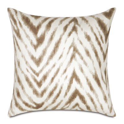 Lucky Stripes Millie Linen Throw Pillow Color: Autumn