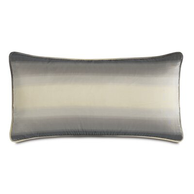 Ezra Soni Slate Welt Down Throw Pillow