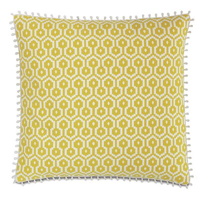 Lanai Zuni Loop Trim Down Throw Pillow