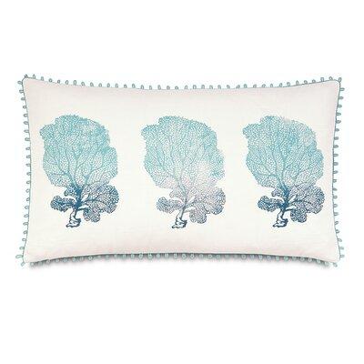 Olympia Baldwin Block-Printed Down Throw Pillow