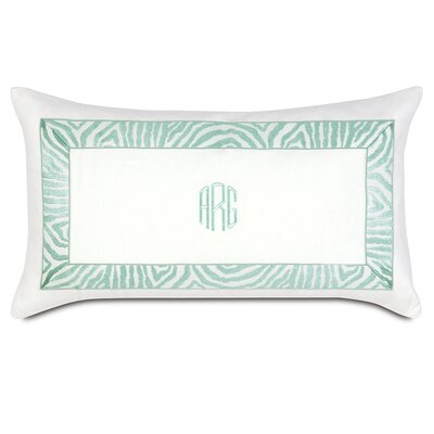 Lucky Stripes Madison Summer Lumbar Pillow