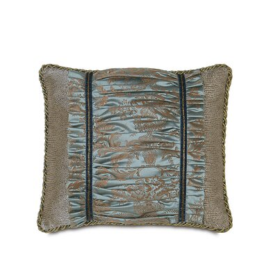 Monet Foscari Ruched Throw Pillow