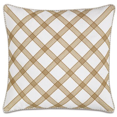 Lanai Baldwin Trellis Down Throw Pillow