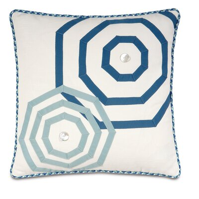 Olympia Baldwin Ribbon Throw Pillow