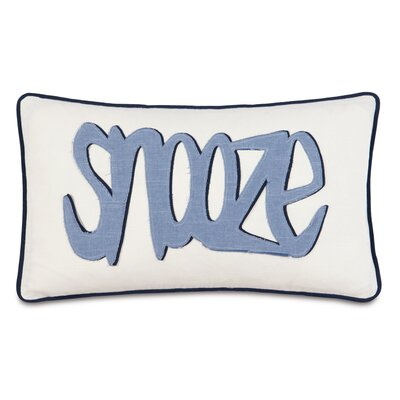 Epic Harbor Snooze Lumbar Pillow