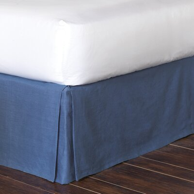 Olympia Breeze Bed Skirt Size: Queen