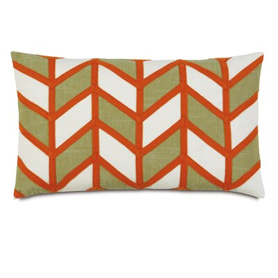 Epic Shore Broken Chevron Shore Down Throw Pillow