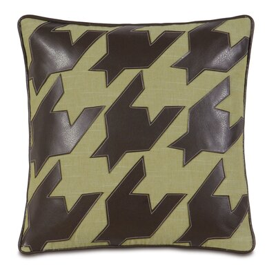 Epic Shore Duvall Houndstooth Throw Pillow