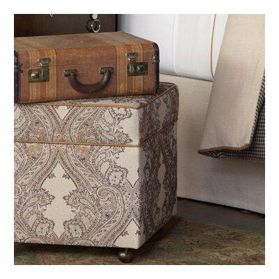 Aiden Storage Box Ottoman