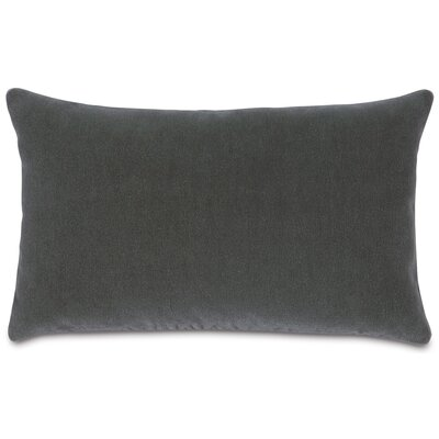 Bach Wool Lumbar Pillow Color: Persian Gray