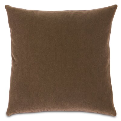 Bach Fabric Throw Pillow Color: Marigold