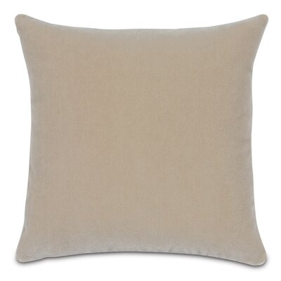 Bach Fabric Throw Pillow Color: Heraldic Ivory