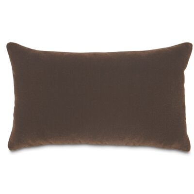 Bach Wool Lumbar Pillow Color: Colonial