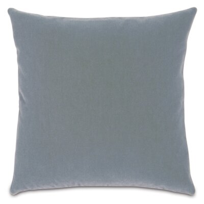 Bach Fabric Throw Pillow Color: Skyway