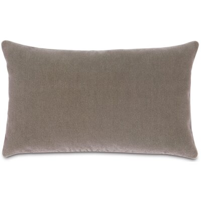 Bach Wool Lumbar Pillow Color: Keystone