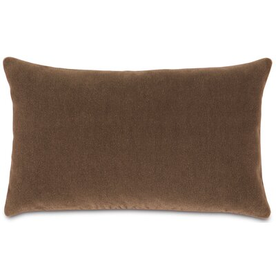 Bach Wool Lumbar Pillow Color: Marigold