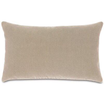 Bach Wool Lumbar Pillow Color: Heraldic Ivory