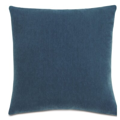 Bach Wool Throw Pillow Color: Peacock