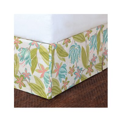 Lavinia Paradise Bed Skirt Size: California King
